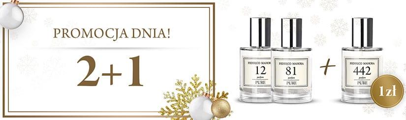 FM World – kup dwa perfumy a trzeci masz za 1 zł