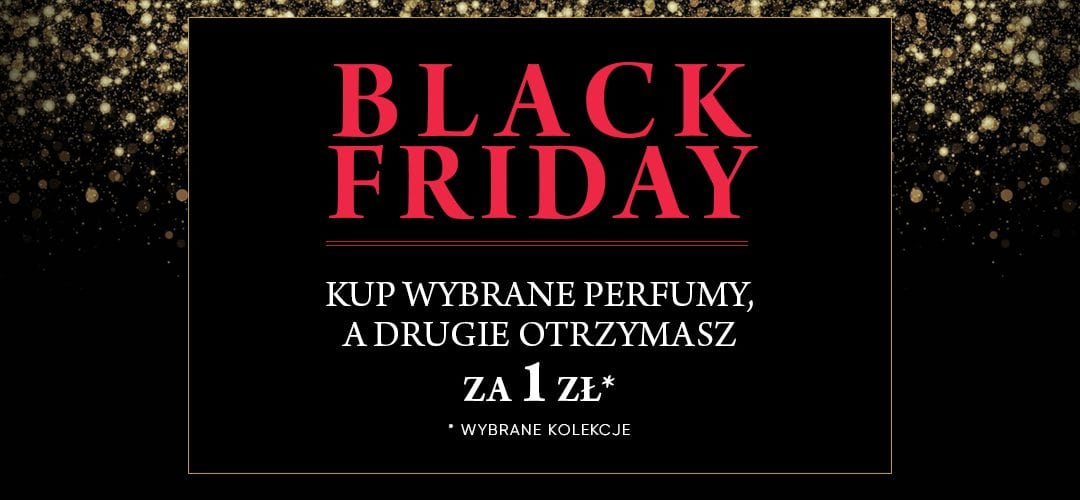 BLACK FRIDAY z perfumami FM World