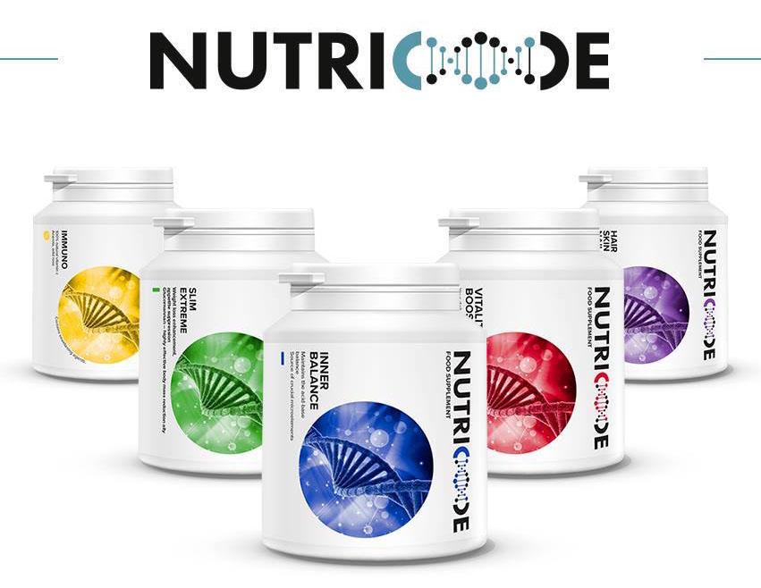 Nutricode – nowe produkty FM World
