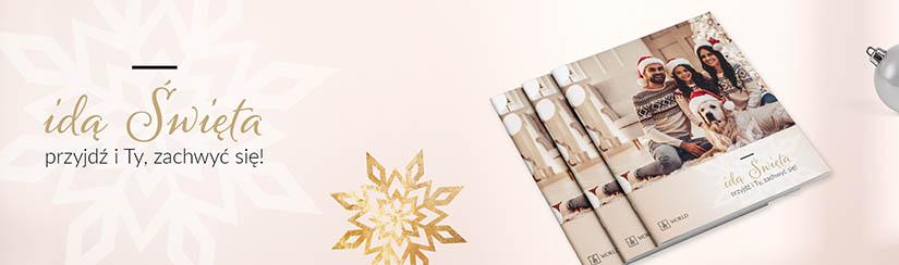 Nowe prezenty w folderze świątecznym