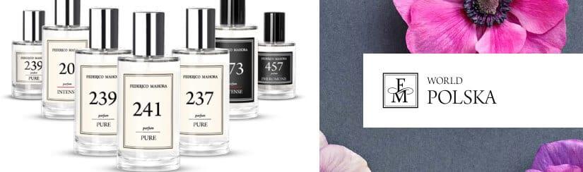 Powrót do oferty FM World perfum PURE 237, 239, 241