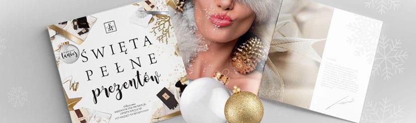 """""""Święta pełne prezentów"""" – nowa oferta promocyjna!"""