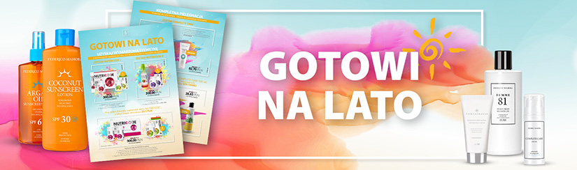 Promocja GOTOWI NA LATO w FM World