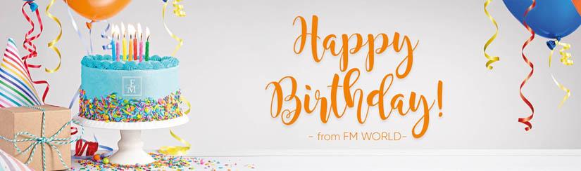 Promocja Urodzinowa – FM World