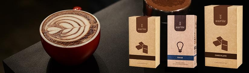 Nowe ceny kaw AURILE