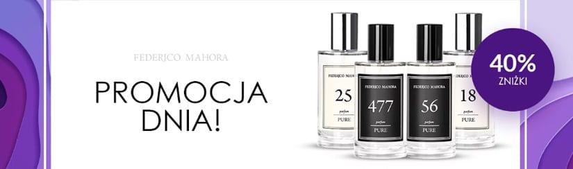 Kup perfumy PURE o pojemności 50 ml aż 40% taniej – promocja dnia – 26 lipca 2018