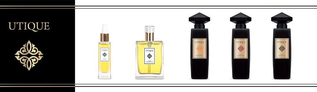 UTIQUE luksusowe perfumy
